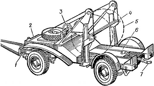 транспортер ткб 6
