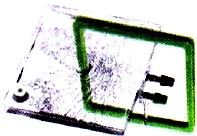 Картина магнитного поля проводника с током